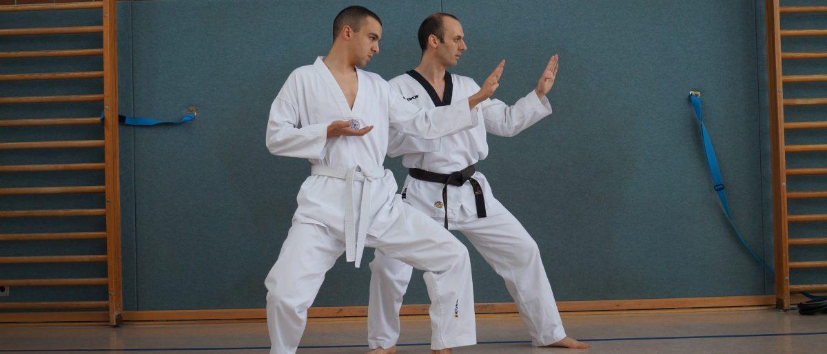 Permalink zu:Taekwondo