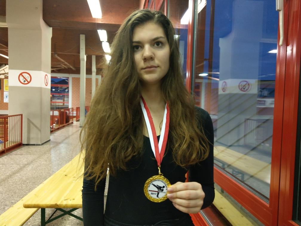Laura erneut Hessenmeisterin!